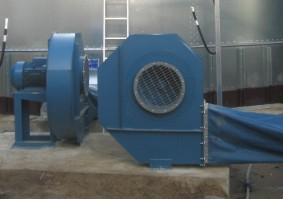 Ventilator type WPS-40